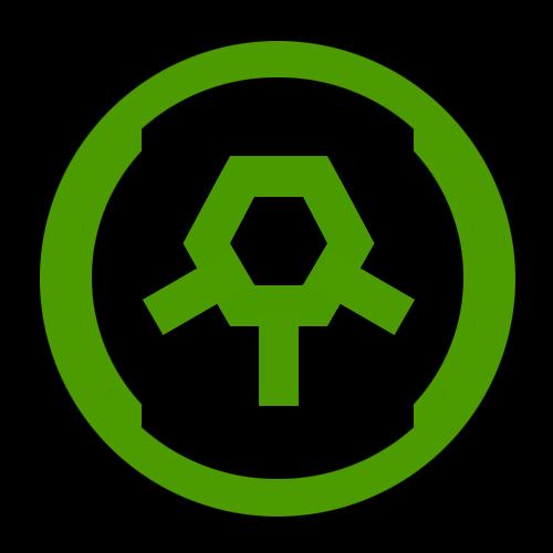 halo character symbols